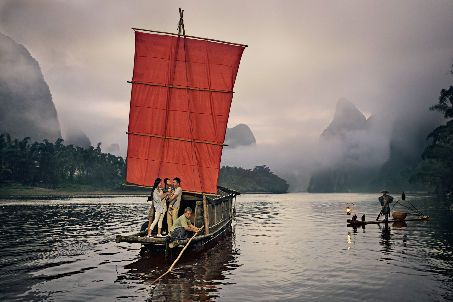 Abbott_China_Yangshou_Shot_01_River_Boat_0258